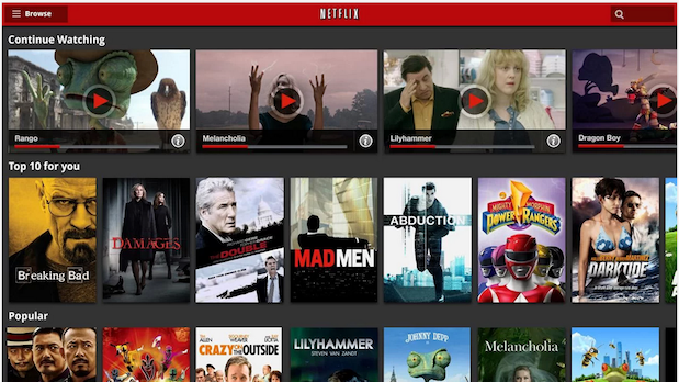 Netflix rolls out v30 for Android with redesigned UI, to experiment with enhanced content