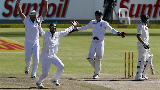 South Africa v Pakistan, Cape Town 2013
