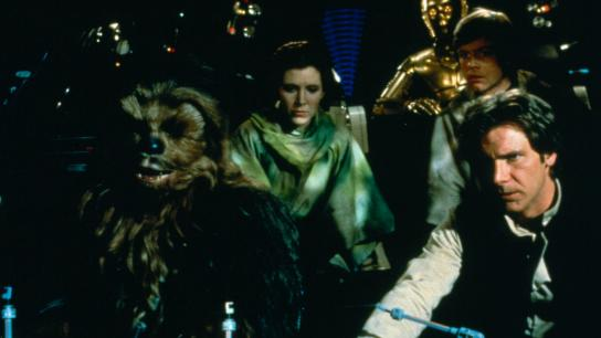 'Empire Strikes Back,' 'Mr. & Mrs. Smith' Scribes Reportedly Set For New 'Star Wars' Sequels