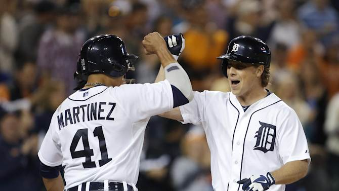 Tigers score 6 in 9th, beat White Sox 7-6 in 12