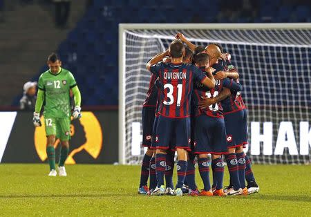San Lorenzo dream of unlikely win over Real Madrid