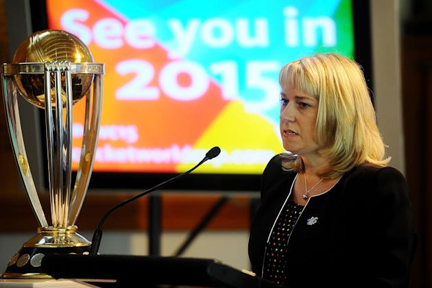 "ICC Cricket World Cup ""One Year To Go"""