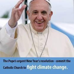 Getting Behind Pope Francis on Climate Change: Why People of Diverse Faiths Should Support the Eco-Encyclical