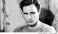 Hot Marlon Brando can spot a woman's 'gothic aspects' from across the room. (Hulton Archive/Getty Images)