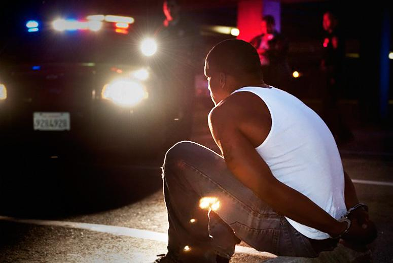 In This City, Blacks Are Nearly 9 Times More Likely to Be Arrested for Minor Crimes