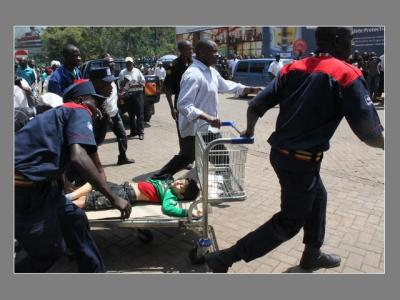 Deadly Attack on Upscale Mall in Kenya