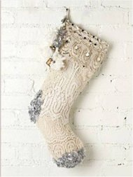 Free People Christmas Stocking, $68