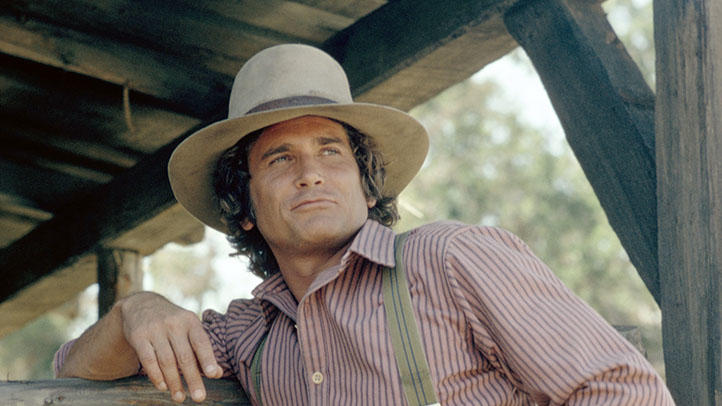 """Little House on the Prairie"" Charles Philip Ingalls (Michael Landon)"