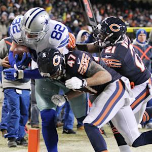 Dallas Cowboys tight end Jason Witten 10-yard touchdown