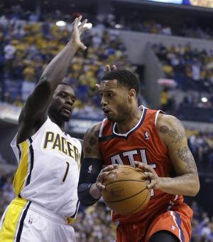Hawks' playoff lead on top-seeded Pacers no fluke
