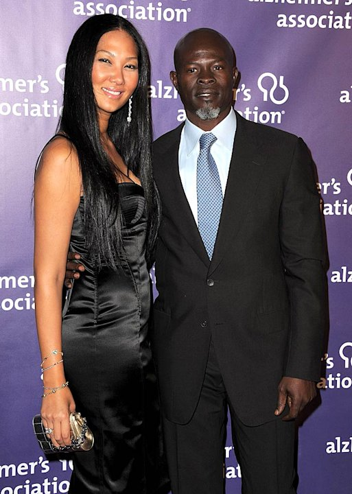 Simmons Hounsou Night At Sardis