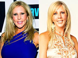 "Vicki Gunvalson on Her New Face After Plastic Surgery: ""I'm Still Numb"""