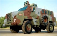 Tata Motors has delivered 5 Mine Protected Vehicles (MPV) to the Jharkhand police force, to bolster security preparedness