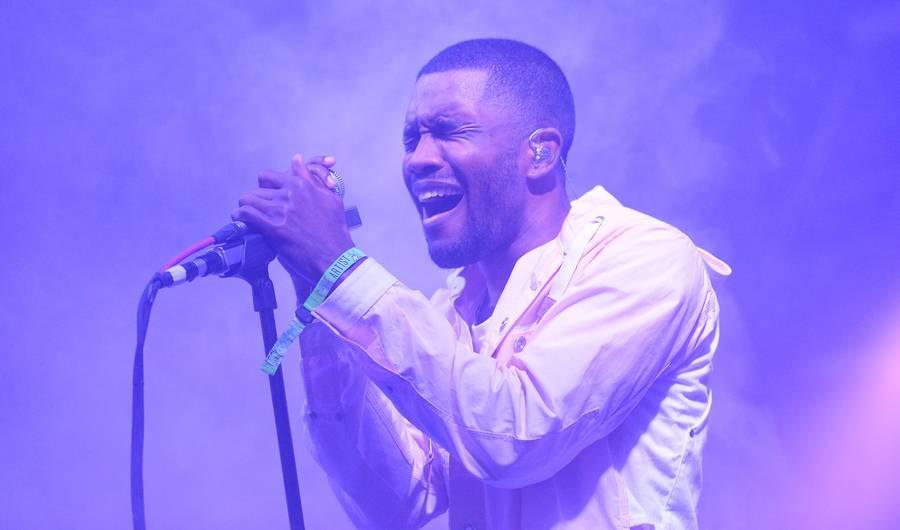 Frank Ocean Came Out of Hiding for Yeezy Season 3 and the Internet Went Nuts
