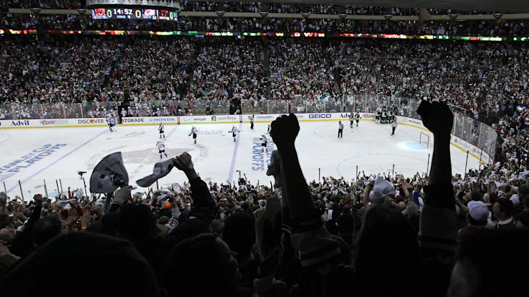 NHL: Stanley Cup Playoffs-Colorado Avalanche at Minnesota Wild