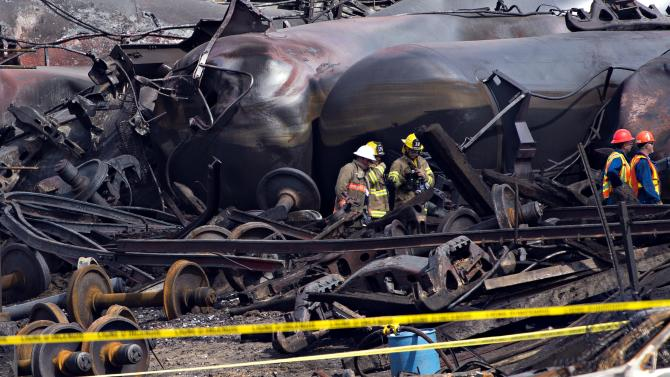 Engineer at center of train derailment speaks out
