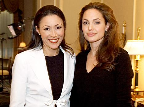 Ann Curry Failed to Get Angelina Jolie TV Interview for NBC: Report