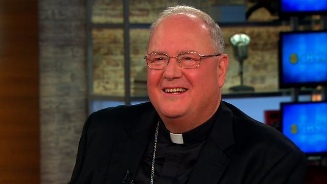 Cardinal Dolan: Pope's views on gay priest are not a shift in church teaching