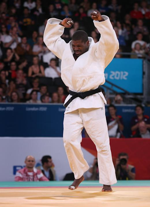 2012 London Paralympics - Day 3 - Judo
