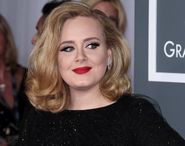 Adele rumoured to give birth in two months