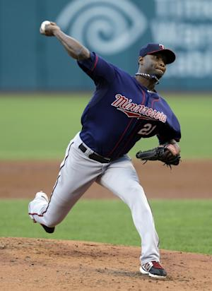 Indians fall to Twins 5-1