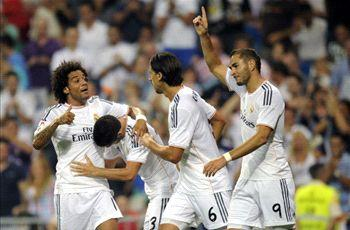 Real Madrid 2-1 Betis: Isco hands Ancelotti debut win