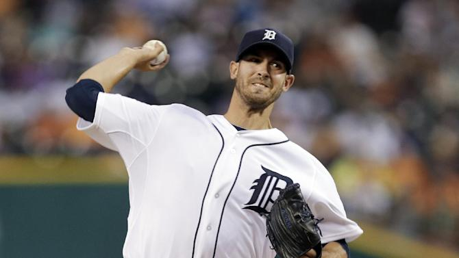 Porcello, Tigers halt Yankees' run with 5-2 win