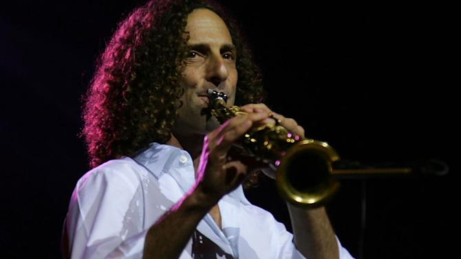 KENNY G STICKS HIS NOSE IN INTERNATIONAL BUSINESS