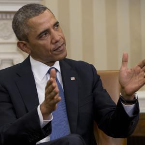 Obama: 'Russia on the Wrong Side of History'