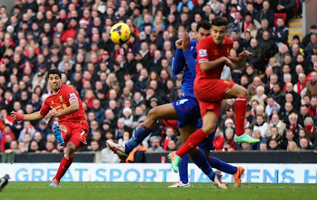 Liverpool v Cardiff City - Premier League