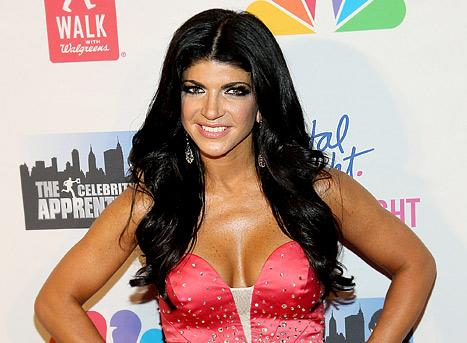 "Teresa Giudice Wants ""Her Own Show"" on Bravo"