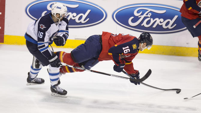 Barkov scores go-ahead goal for Panthers in win over Jets