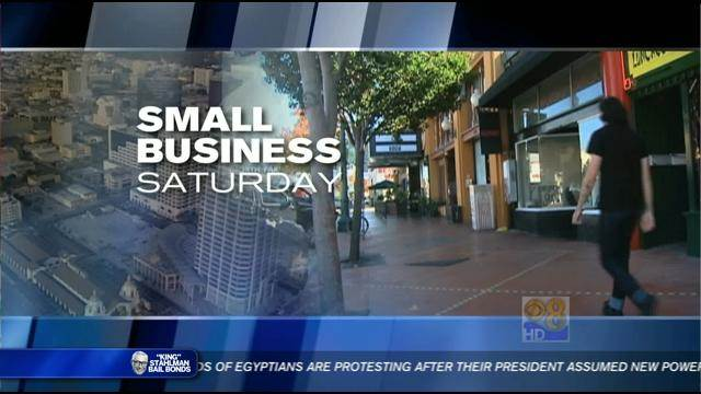 Think little and save big on Shop Small Saturday