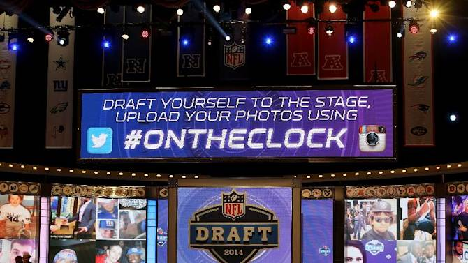 Goodell: 2015 NFL draft to be in LA or Chicago