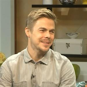 Dance Professional Derek Hough Talks Touring with His Sister
