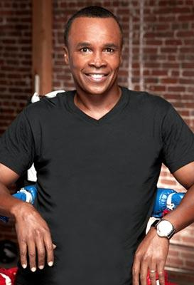Sugar Ray Leonard NBC's The Contender