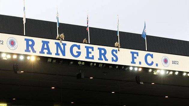 Rangers could face a second season in division three regardless of title success