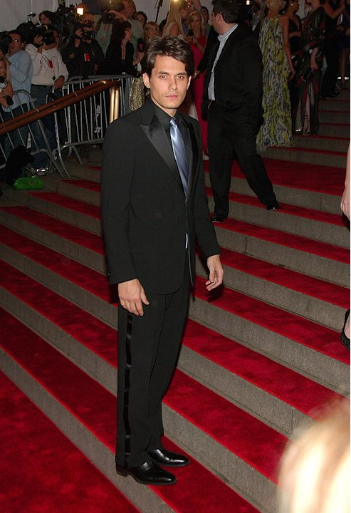 Mayer John The Met Gala