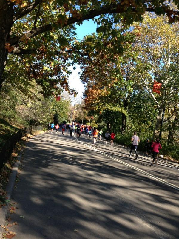 NYC non-Marathon