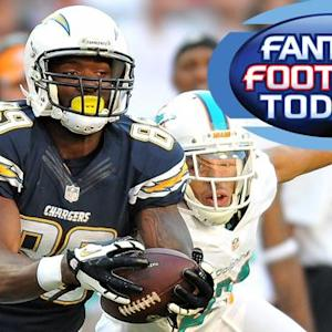 Fantasy Football Today: Hayden Moss (12/11)