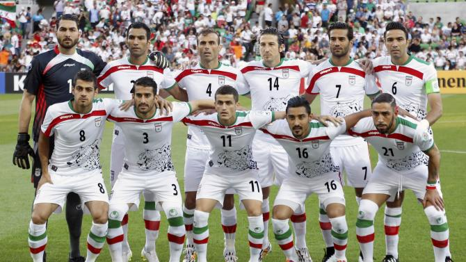 Iran's 2015 AFC Asian Cup Tribute