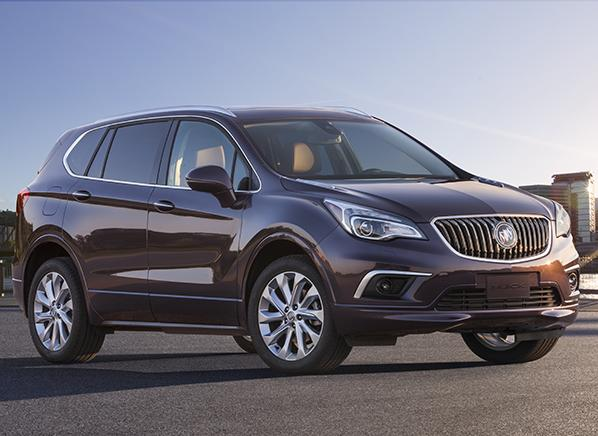 2016 Buick Envision fills gap in brand's SUV lineup