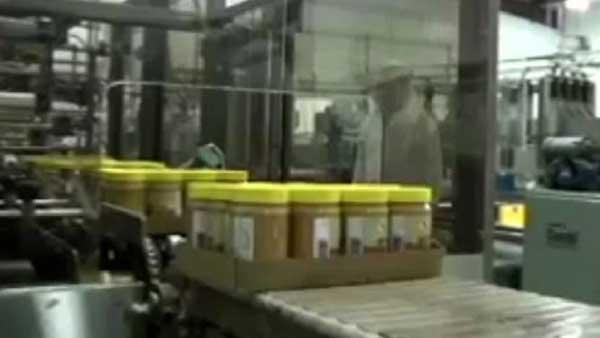 FDA halts operations at peanut butter plant