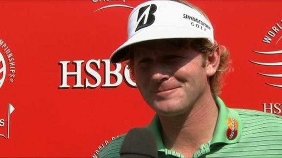 Snedeker interview after Round 3 of HSBC Champions