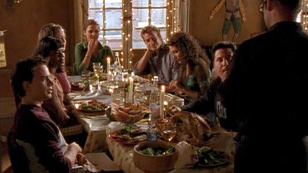 """Felicity"" -- ""The Last Thanksgiving"""