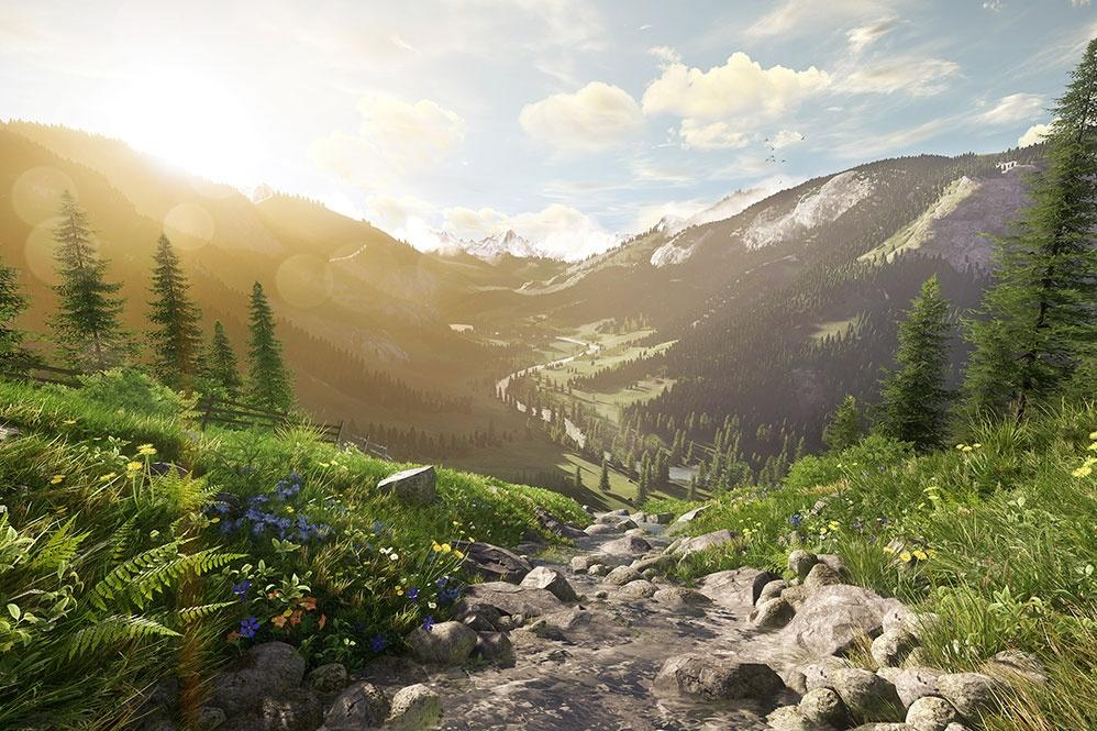 Amazon gets in on gaming with Lumberyard, a free engine to rival Unreal and Unity