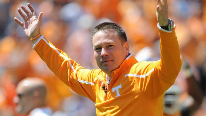 NCAA Football: Tennessee-Spring Game