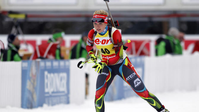 Czechs name 85 athletes for Sochi Games