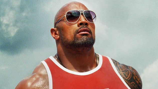 Dwayne Johnson aka The Rock in 'Pain & Gain'