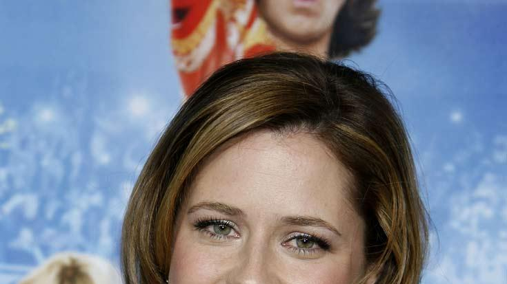 "Jenna Fischer at the ""Blades Of Glory"" Los Angeles Premiere."